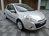 Photo Left Hand Drive Renault - 2010 CLIO 1.5 dci 5...