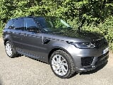 Photo Land Rover Range Rover Sport 3.0 sdv6 hse...