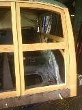 Photo Morris Minor Traveller Ash Rear Doors, pair, new