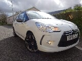 Photo CITROEN DS3 Dstyle Plus 3dr Hatchback. Petrol....