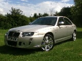 Photo Rover 75 V8 Connoissuer SE Auto