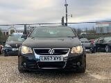 Photo Volkswagen eos individual fsi 200 hpi clear...