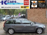 Photo Volvo V50 1.6 d drive s 5dr 1 owner. FSH. £20...
