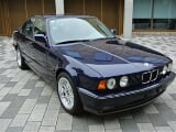 Photo Left Hand Drive BMW - 1992 M5 E34 5 SPEED...