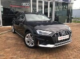 Photo Used Audi A4 Allroad 45 TFSI Quattro Sport 5dr...