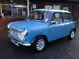 Photo Austin mini loads of service history / leather...