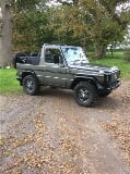 Photo Mercedes G WAGON GD 1985. For sale from mark...